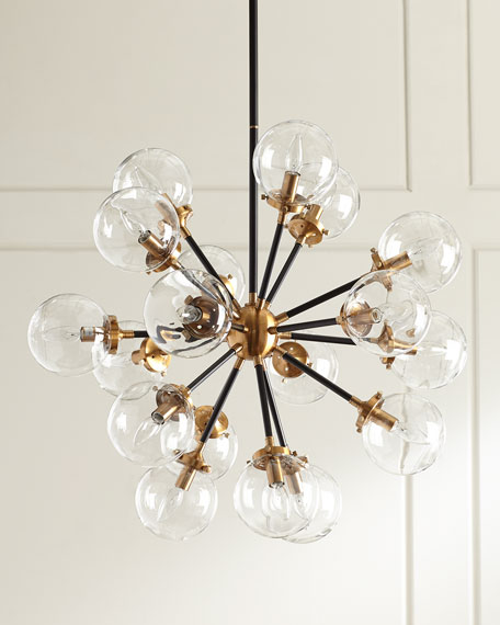 Bordeaux 18-Light Chandelier