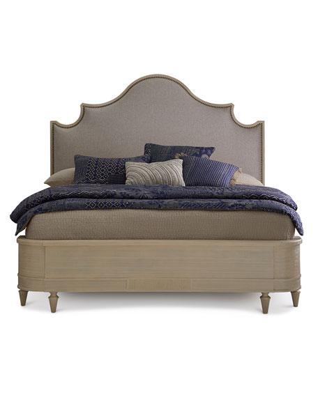 Moana Upholstered King Bed