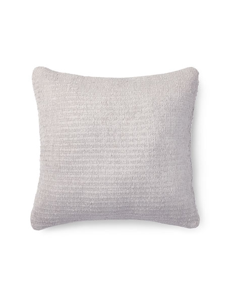 Alene Ribbon Knit Decorative Pillow, 18""