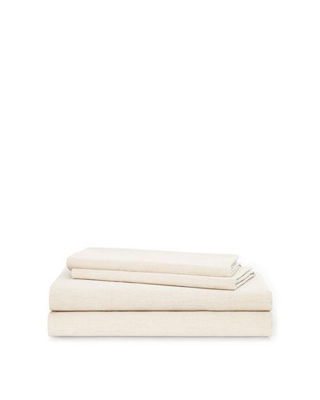 Graydon Melange Twin Sheet Set