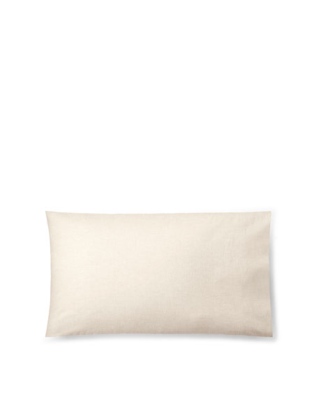 Graydon Melange Standard Pillowcase