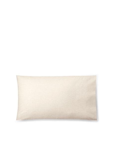 Graydon Melange Standard Pillowcase