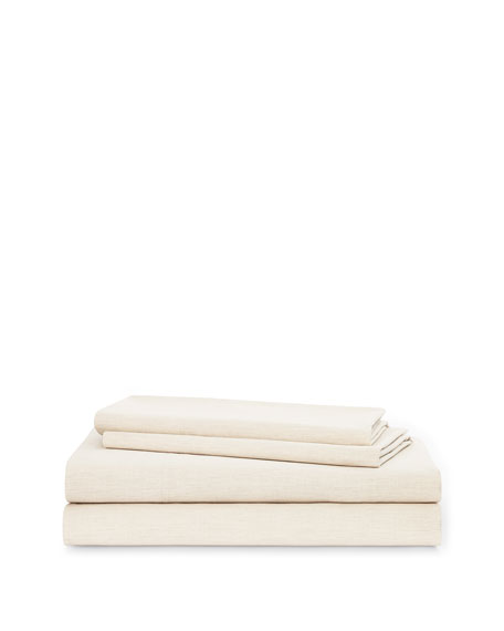 Graydon Melange King Sheet Set