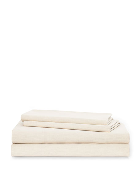 Graydon Melange Queen Sheet Set