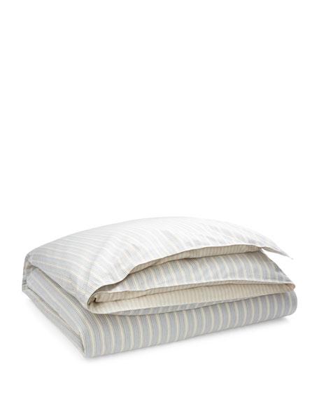 Graydon Bold Stripe King Comforter