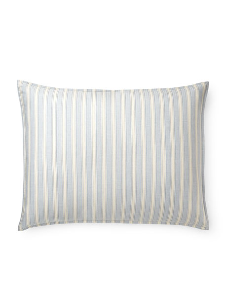 Graydon Bold Stripe King Sham