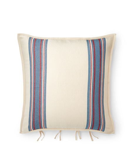 Kelsey Ticking-Stripe European Sham