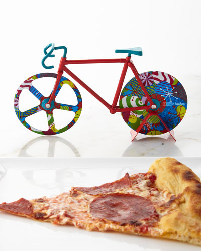 The Fixie Bicycle Pizza Cutter