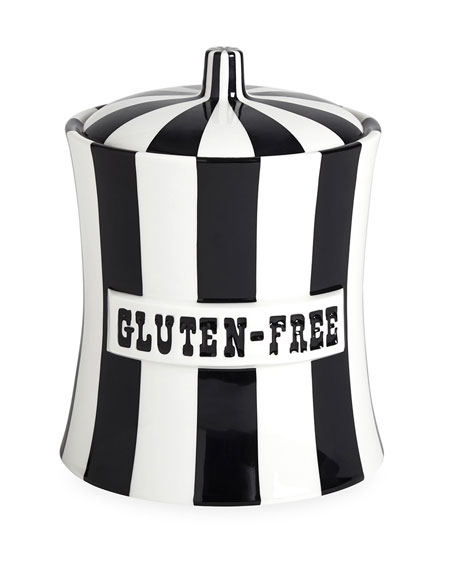 Gluten-Free Vice Canister