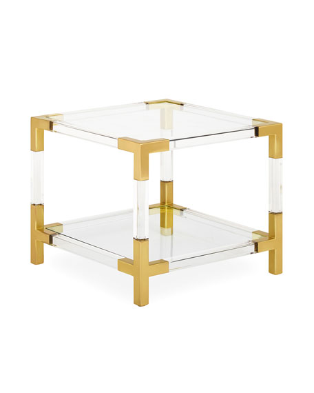 Jacques 2-Tier Accent Table