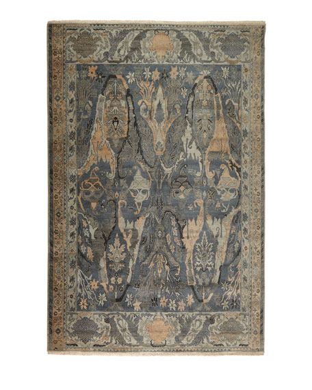 Imani HandKnotted Rug, 10' x 14'