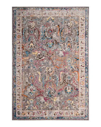 Birdie Power Loomed Rug, 5'1