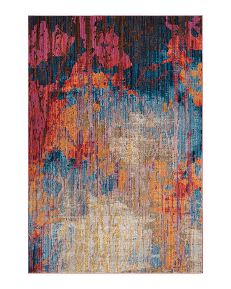 Cora Power Loomed Rug, 9' x 12'
