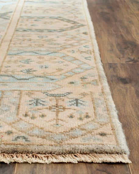 Padgett Oushak Rug, 6' x 9'
