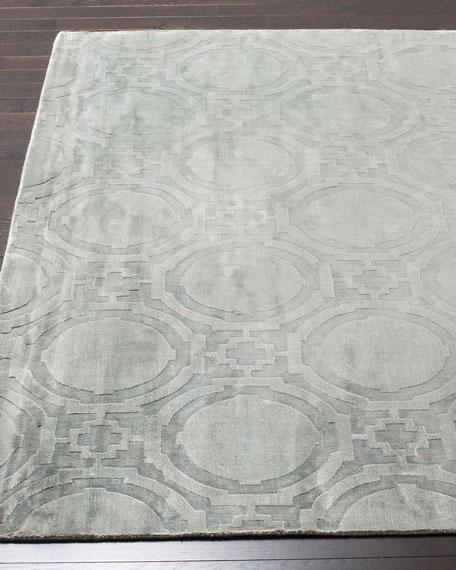 Magee Hand-Loomed Rug, 5' x 8'