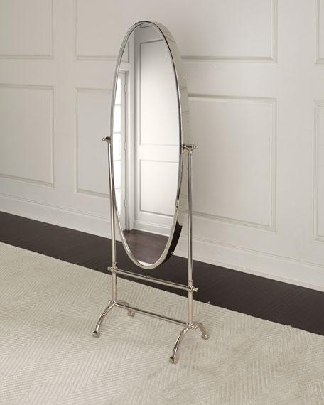 Upon Reflection Floor Mirror
