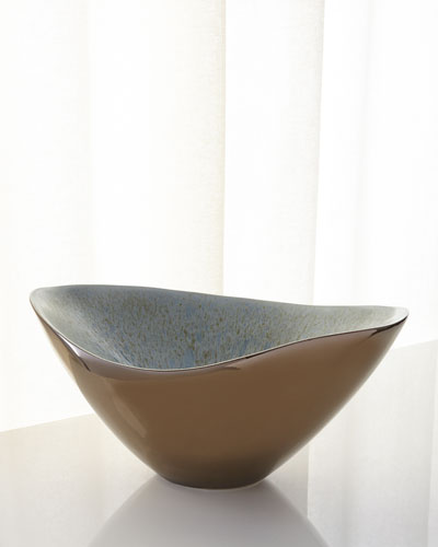 Marta's Bowl  Bronze Reactive