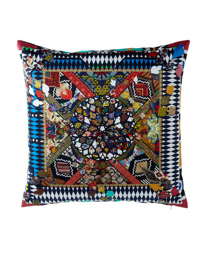 Mystere Arlequin Pillow, 24