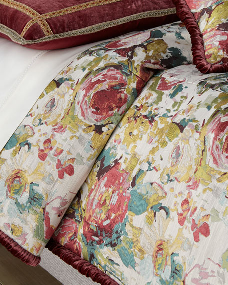 Anna Maria Floral King Duvet Cover