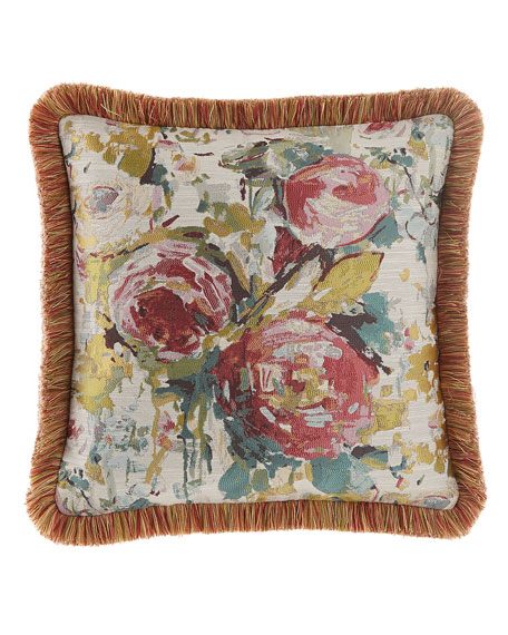 Sweet Dreams Anna Maria Floral Boutique Pillow with