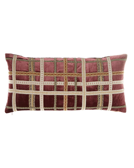 Anna Maria Oblong Pillow