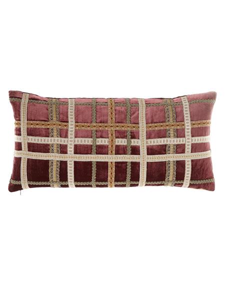 Anna Maria Oblong Pillow