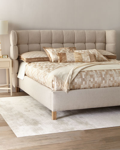 Abe Austin Upholstered King Bed