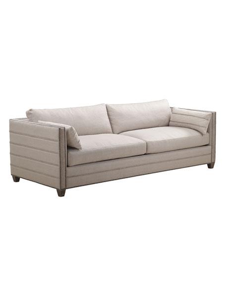 Everett Tone-on-Tone Sofa