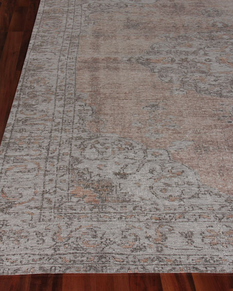 Exquisite Rugs Dunia Power Loomed Rug, 9' x