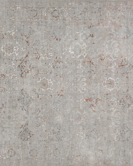 Saray Hand-Knotted Rug, 10' x 14'