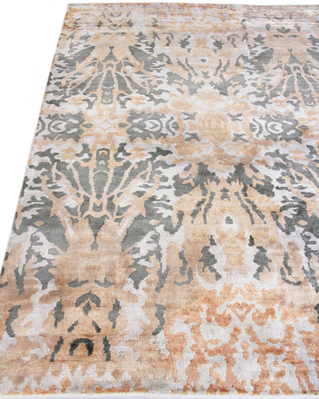 Exquisite Rugs Tomely Hand Loomed Rug, 8' x