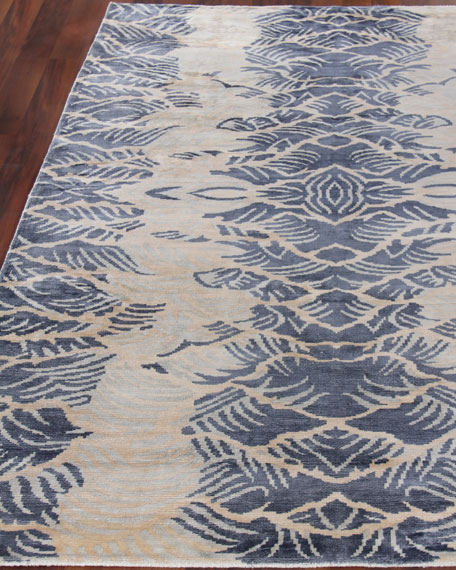 Exquisite Rugs Lannay Hand-Loomed Rug, 8' x 10'