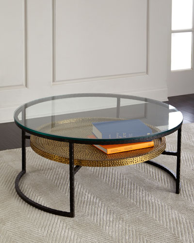 Granger Metal Coffee Table