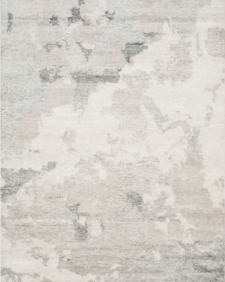 Saffie Hand-Knotted Rug, 10' x 14'