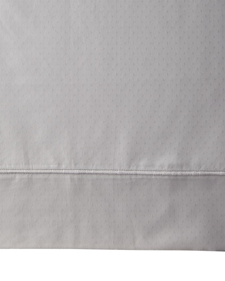 SFERRA Full Marcus Collection 400 Thread-Count Dot Sheet