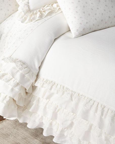 Petticoat King Duvet Cover