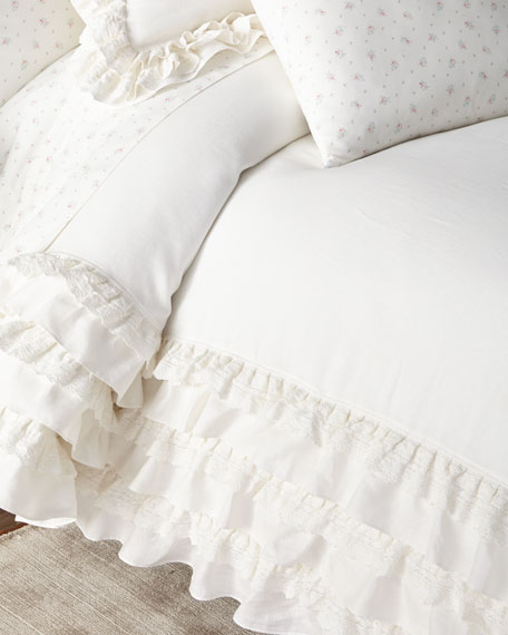 Petticoat Full/Queen Duvet Cover
