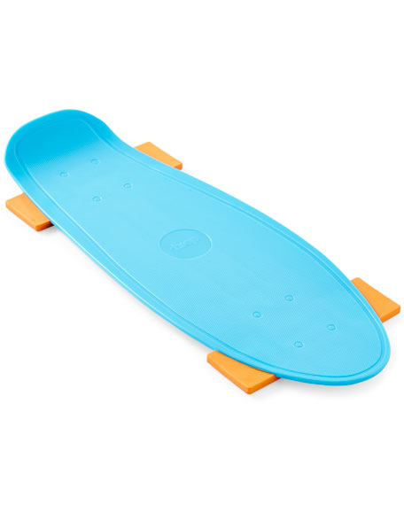 Skate Cutting Board, Blue