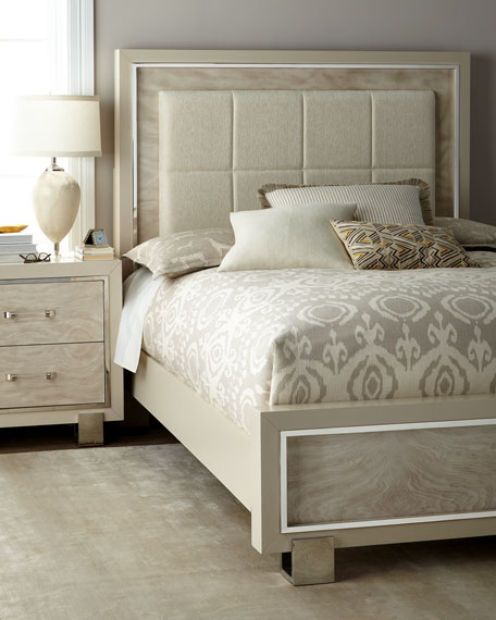 Deanna California King Upholstered Bed