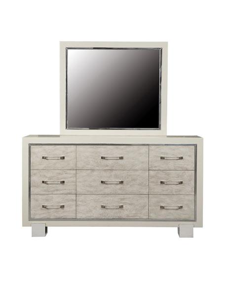Deanna Nine-Drawer Dresser