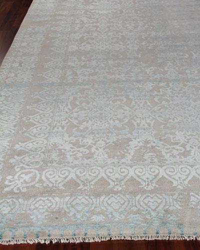 Gregore Handmade Rug, 8' x 10'