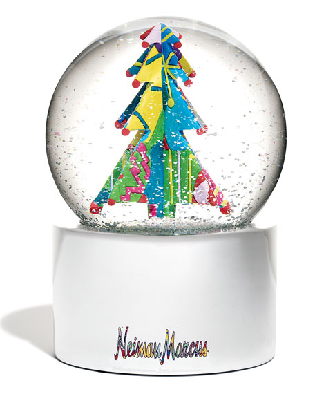 110th Anniversary Snow Globe