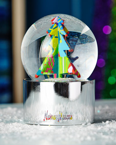 110th Anniversary Snow Globe