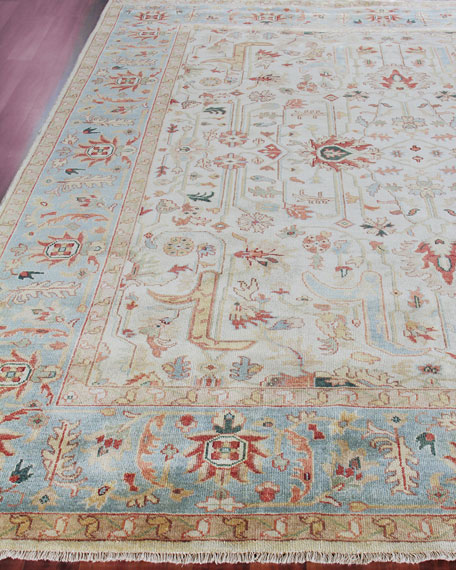 Exquisite Rugs Haylane Serapi Rug, 12' x 15'