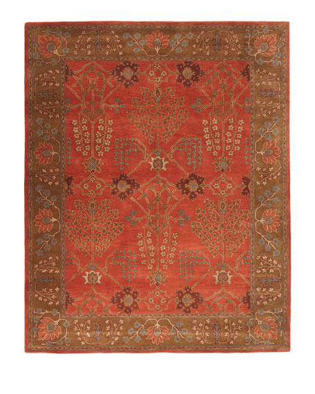 Aralyn Hand-Tufted Rug, 5' x 8'