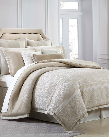 Bellissimo California King Comforter Set