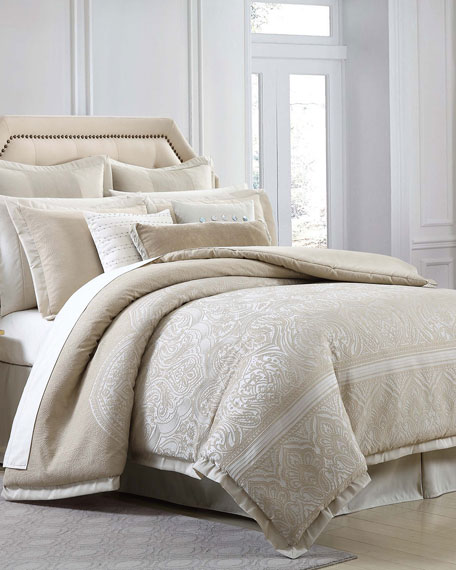 Bellissimo California King Duvet Set