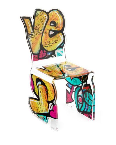 Love Miniature Chair