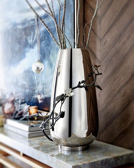 Dogwood Centerpiece Vase