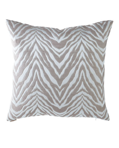 Aroma Zebra Pattern Pillow